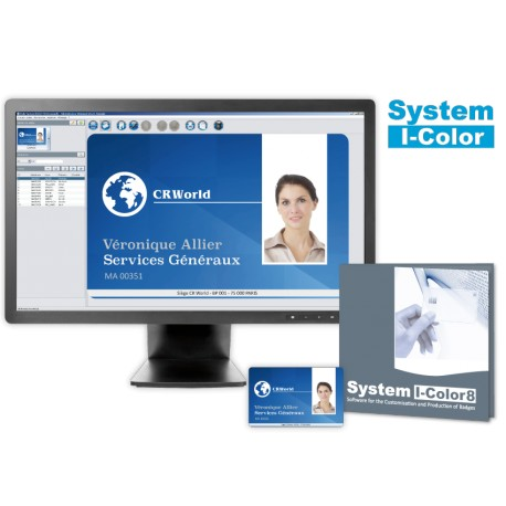 GMH IDENTIFICATION System I-Color Professionnal