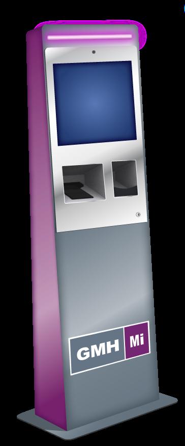 GMH2i Interactives Kiosks