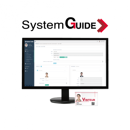 System GUIDE Monoposte