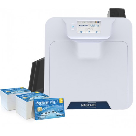 Ultima Retransfer ID Card Printer