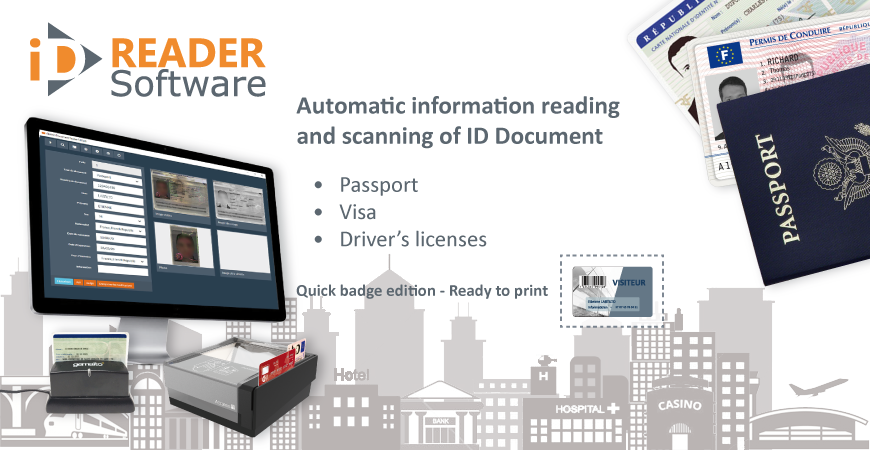 #IDREADERSoftware